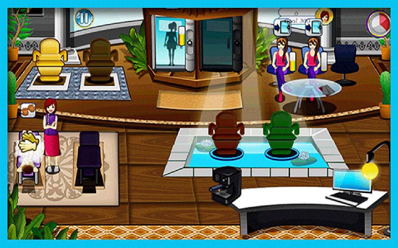 Sally spa and salon games free download programs for Salon games free download