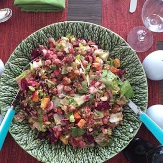 Lauren's Lovely Salad
