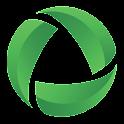 NextGenTel Sikker lagring logo