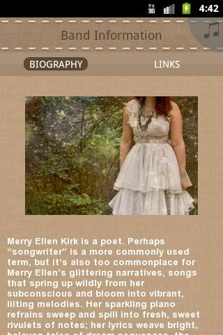 Merry Ellen Kirk - screenshot