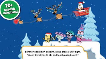 Screenshot of Wubbzy Night Before Christmas