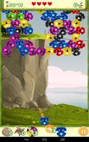 Screenshot of Koala Bubble Shooter