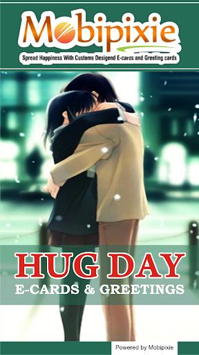 Hug Day eCards and Greetings