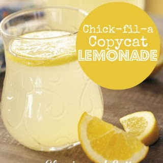 Chick-fil-a Lemonade Copycat