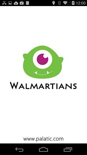 Walmartians of Walmart