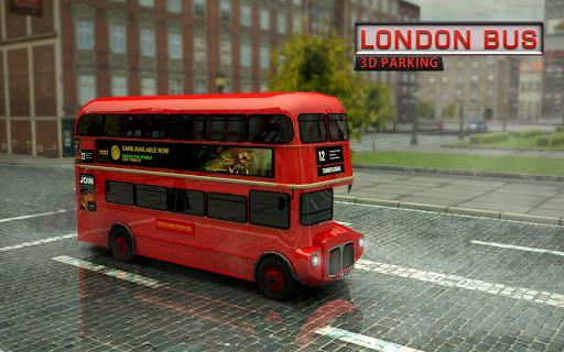 런던 버스 주차 게임