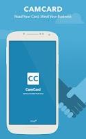 Screenshot of CamCard - BCR (Western)