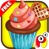 Cupcake Maker - Hot cake game