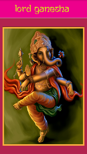 Ganesh Aarti Chalisa