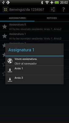 CV UAB Android - Sé Autónomo! - screenshot