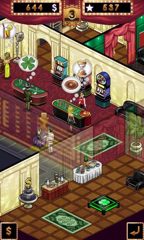 Casino Crime FREE- screenshot