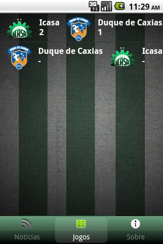 Icasa FC News [beta]- screenshot