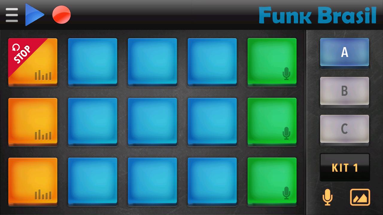 Funk Brasil - screenshot