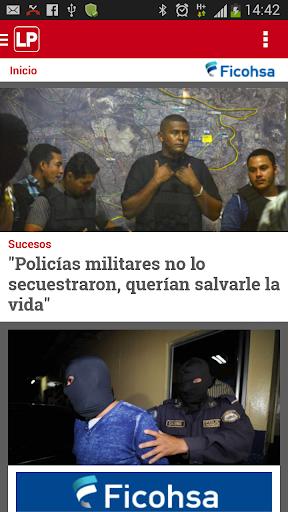 Diario La Prensa Honduras