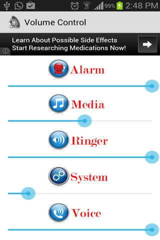 【免費音樂App】Volume Control-APP點子