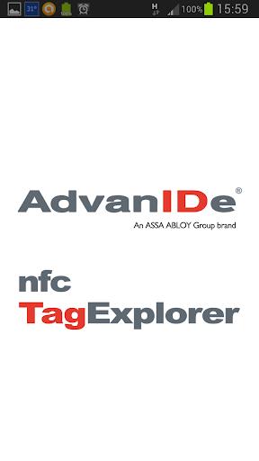NFC TagExplorer