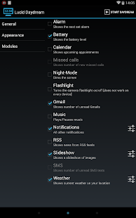 Lucid - DayDream Screensaver - screenshot thumbnail