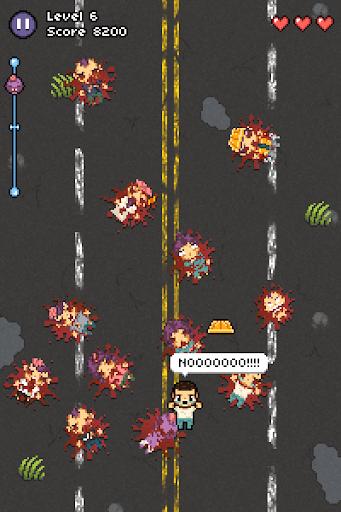 【免費動作App】Pixel Zombie Revenge-APP點子