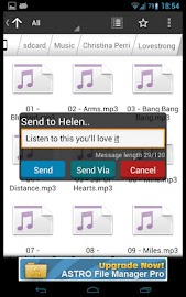 Send It Pro Screenshot 1