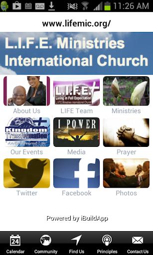 LIFE Ministries