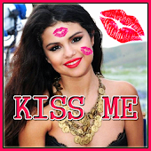 Selena Gomez Kissing Game