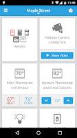 Screenshot of Nexia Home Intelligence