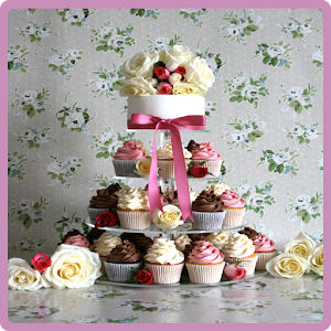 vintage cupcake wallpaper - photo #8