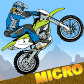 Moto Mania Micro Dirt Bike