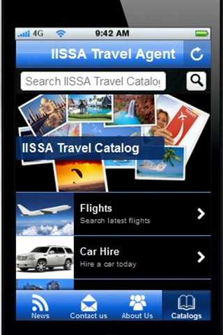 IISSA Travel Agent