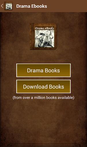 Drama Ebooks