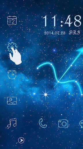FREE Starlight Locker Theme