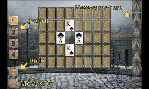Brick Spider Solitaire HD- screenshot thumbnail