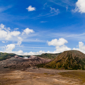 Bromo Mountain by Yuni Yuyun - Landscapes Mountains & Hills