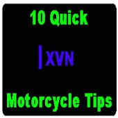 10 Quick  Motorcycle Tips