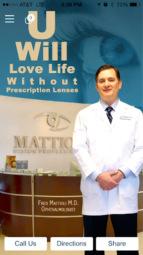 Fred Mattioli MD