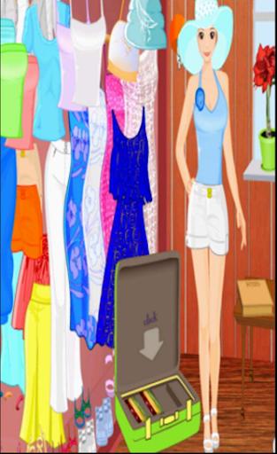 jeux d'habillage de fille