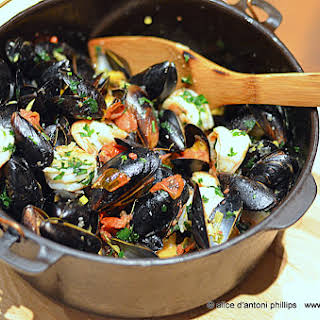 Mussel Meat Pasta Recipes.