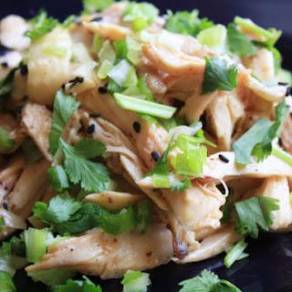 Sichuan-Style Chicken Salad