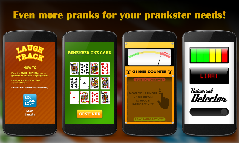 Prank Pack - screenshot