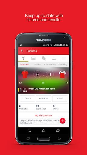 Bristol City Fan App