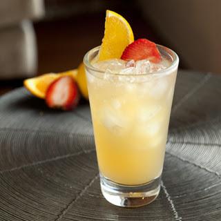 Boston Rum Punch.