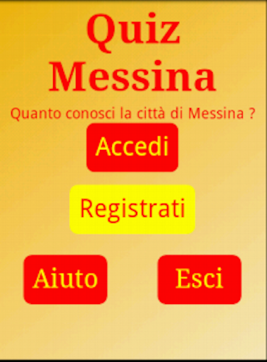 Quiz Messina Premium