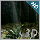 Dark Forest 3D HD LWP