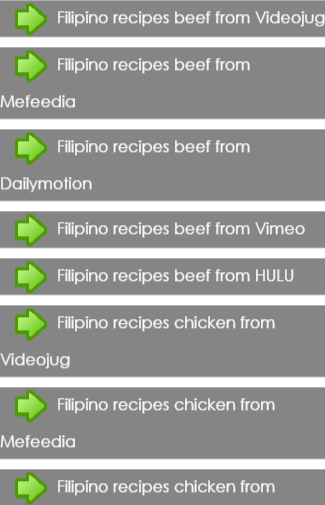 How to Filipino Recipes