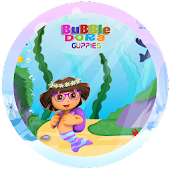 Bubble Dora's Guppies