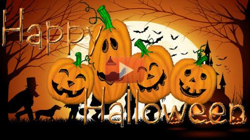 Halloween Kids Song
