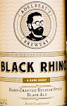 Adelbert's Black Rhino