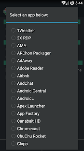 ARChon Packager Screenshot