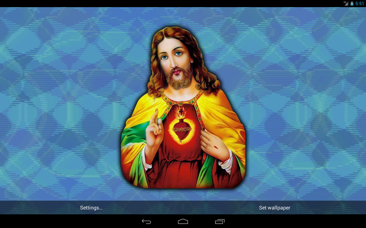jesus wallpaper android - photo #38