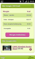 Screenshot of Ez zsír!